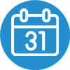 Current Date Setter Widget Icon