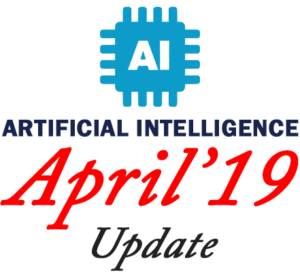 April 2019 Update - AI