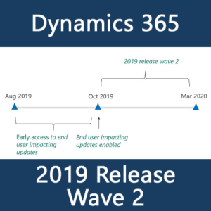 Opt In For Early Access to the 2019 Release Wave 2 for