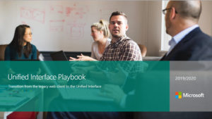 Unified Interface Playbook