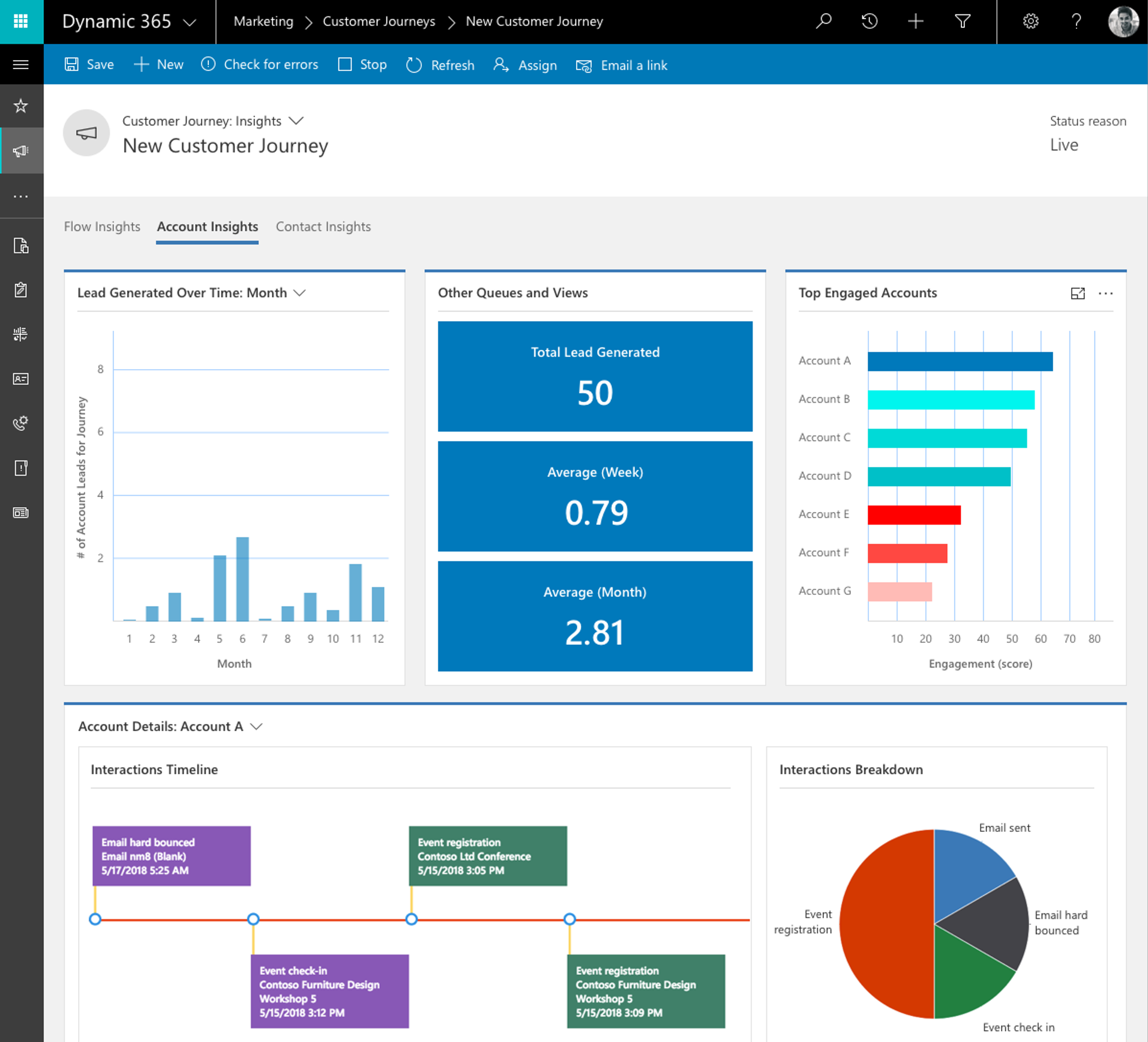 What's New in Dynamics 365 for Marketing - October 2018 Update