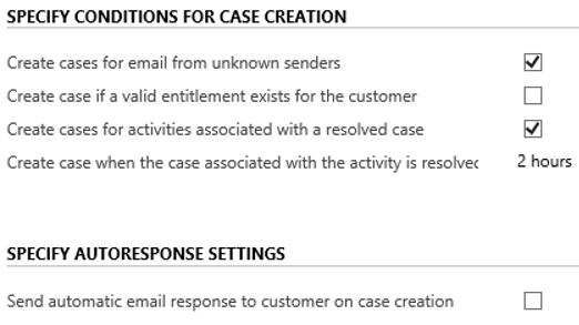 how to create a automated email