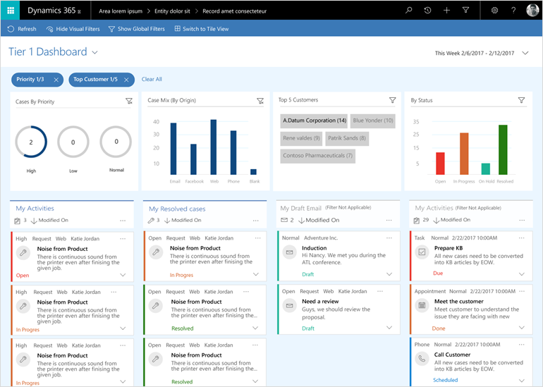 What's New in Microsoft Dynamics 365 - Version 9 0