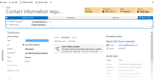 Looking At The New Microsoft Dynamics Crm Flow User Interface