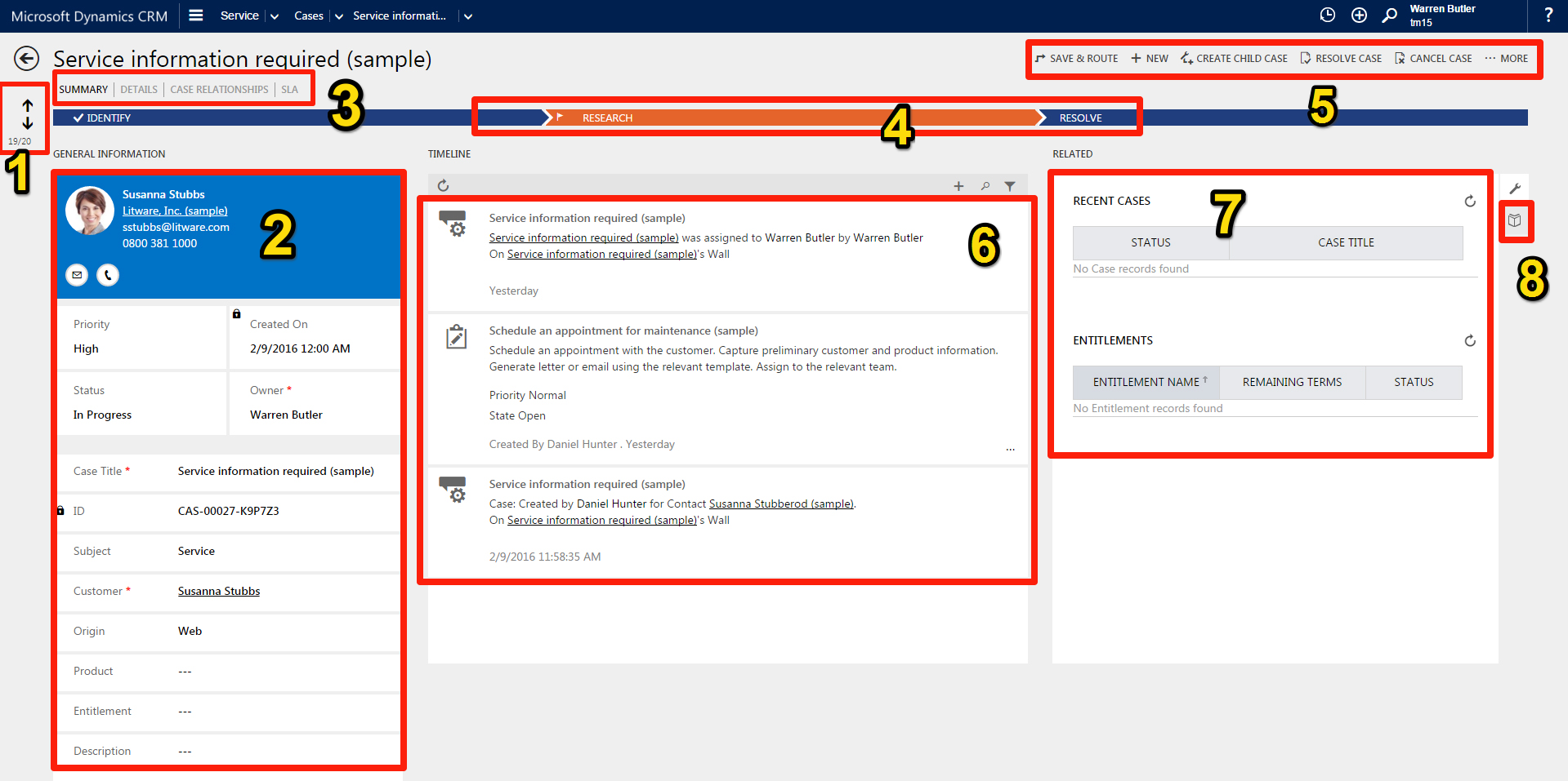 Managing Cases? Meet The Dynamics CRM Interactive Service Hub