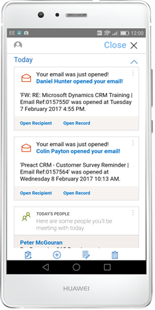 Meet The New Microsoft Dynamics 365 App For Outlook